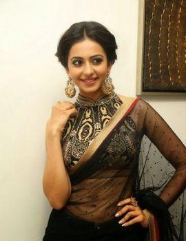 Rakul Preet Singh at Kick 2 Telugu Movie 2015 Audio Launch