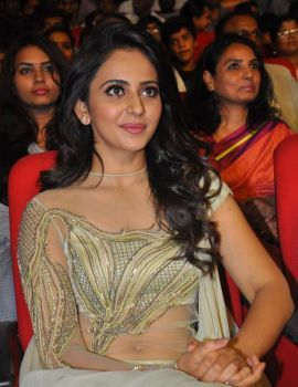 Rakul Preet Singh at Spyder Movie Pre Release Event