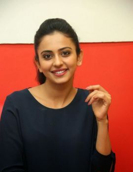 Rakul Preet Singh Photos at 92.7 Big FM