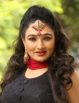 Ramya Sri at O Malli Movie Release Date Announcement Press Meet