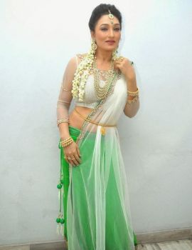 Ramya Sri Photos at O Malli Audio Launch
