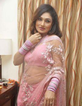 Ramya Sri Stills at O Malli Movie Audio Success Meet