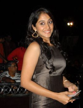 Regina Cassandra Stills at Swamy Ra Ra Audio Release