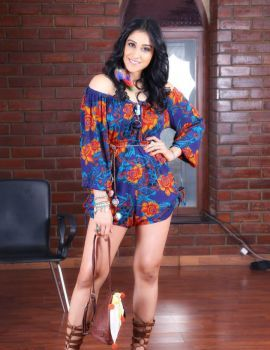 Regina Cassandra Stills from Nakshatram Movie