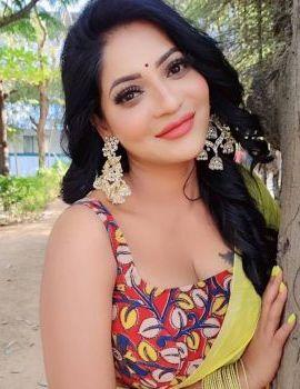 Reshma Pasupuleti Latest Hot Stills in Yellow Saree