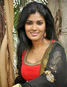 South Indian Actress Rhythamika Stills in Salwar Suit