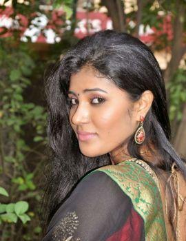South Indian Actress Rhythamika Stills in Salwar Suit
