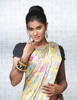 Telugu Actress Rythamika Latest Photo Shoots Stills