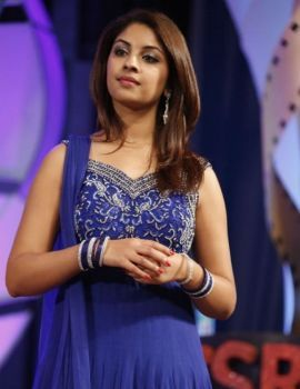 Richa Gangopadhyay at TSR-TV9 Film Awards 2011-12 Function