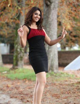 Richa Gangopadhyay Photo in Telugu Movie Mirchi