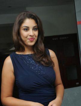Telugu Actress Richa Gangopadhyay at Bhai Audio Launch