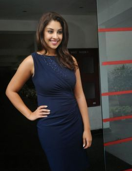 Telugu Actress Richa Gangopadhyay at Bhai Audio Launch