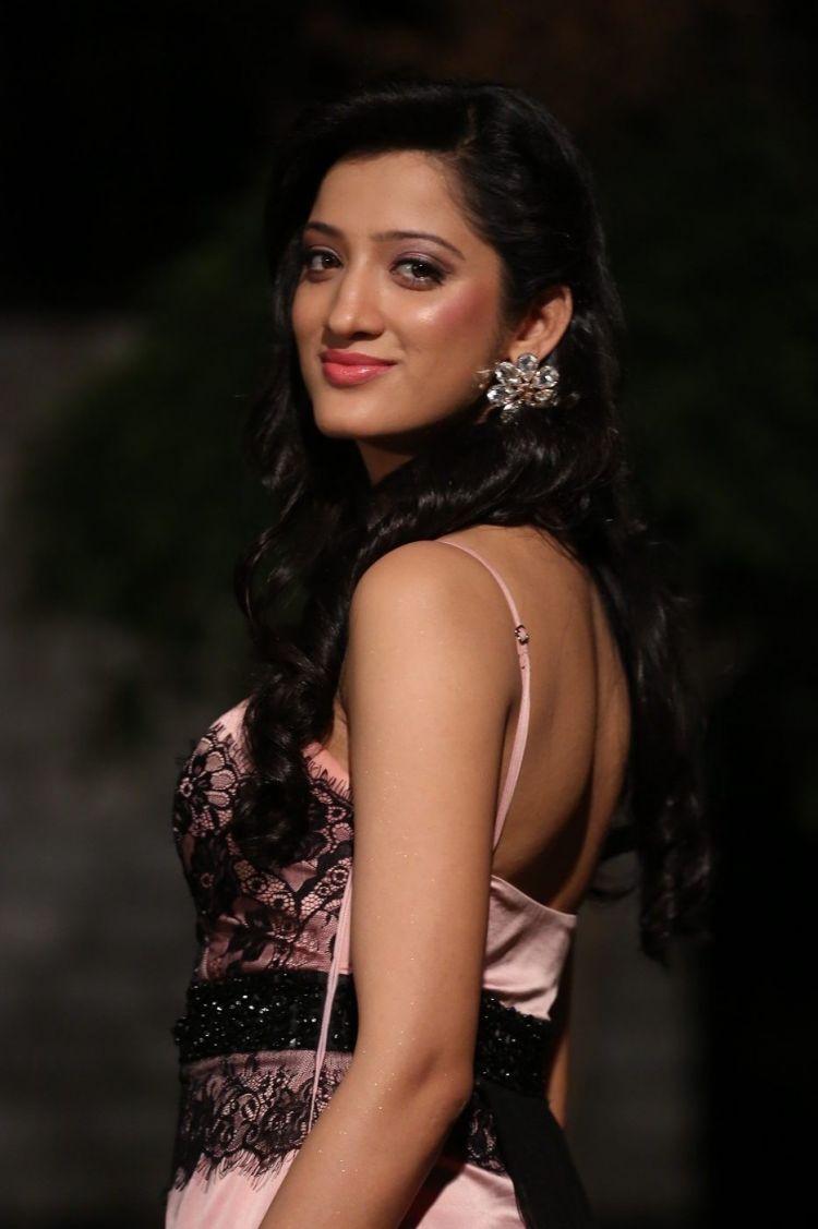 Richa Panai Stills at Lava Kusa Movie Audio Launch
