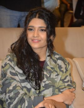 Ritika Singh Stills from Theatrical Movie Trailer Launch