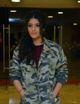 Ritika Singh Stills from Theatrical Movie Trailer Launch