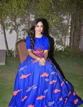 Ritu Varma Photos at Yevade Subramanyam Movie Audio Launch