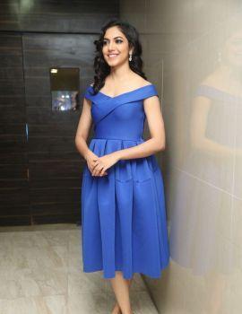 Ritu Varma Stills at Telugu Movie Keshava Audio Launch