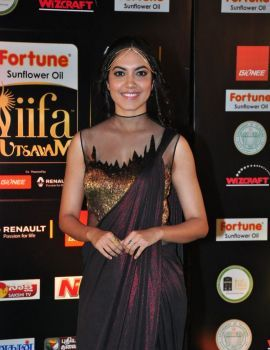 Ritu Varma Stills at the IIFA Utsavam 2016, Day 2