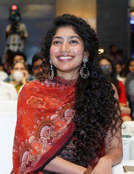 Sai Pallavi Stills at Love Story Movie Pre Release Event