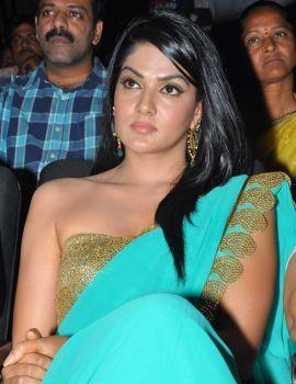 Sakshi Chaudhary Stills at James Bond Movie Audio Launch