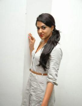 Sakshi Choudhary Stills at Potugadu Movie Platinum Disc Function