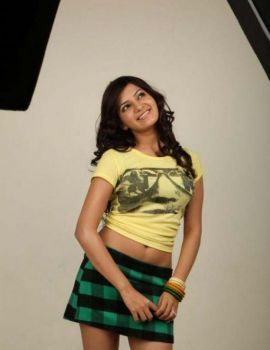 Actress Samantha new photo shoot