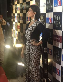 Samantha at Woven 2017 Fashion Show