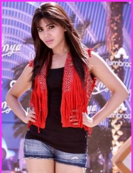 Samantha Hot Photos from Ramayya Vasthavayya Movie