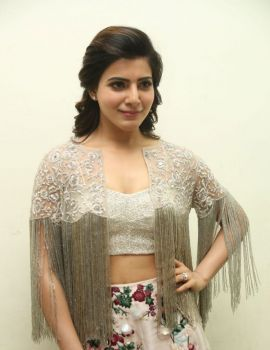 Samantha Photos at A Aa Audio Release Function