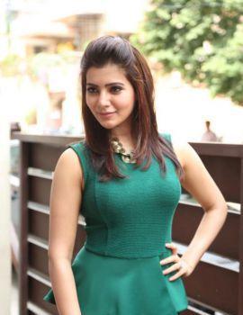Samantha Ruth Prabhu Latest Stills