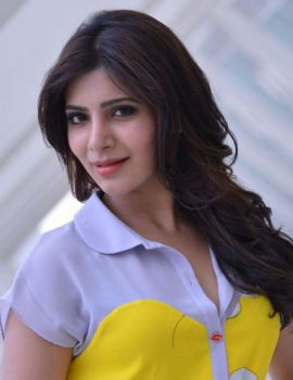 Telugu Actress Samantha in Ramayya Vasthavayya Movie Sills