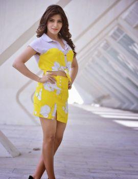 Telugu Actress Samantha in Ramayya Vasthavayya Movie Sills