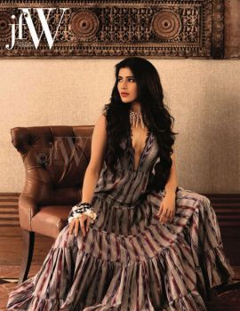 Telugu Actress Samantha Photoshoot for JFW Magazine July 2017