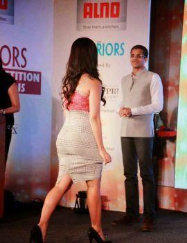 Sana Khan at Society Interior Awards