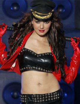Sana Khan Hot Stills from Mr Nokia
