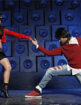 Sana Khan Hot Stills from Mr Nokia