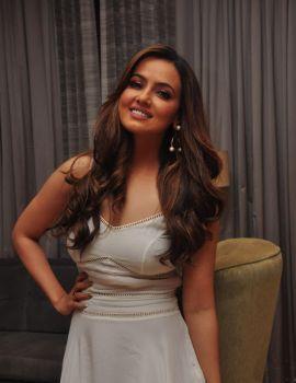 Sana Khan Sizzling Hot Photoshoot Stills