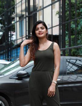 Sanchita Shetty Stills at Johnny Movie Press Meet