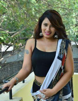 Telugu Actress Sanjana Naidu Photoshoot Stills