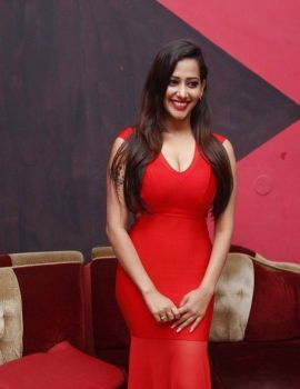 Sanjana Singh Photos at Haveli Coffee Shop Opening