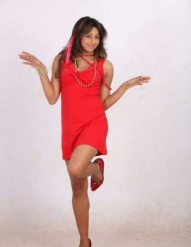 Kannada Film Actress Sanjjanaa Photoshoot Stills