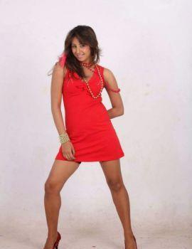 Kannada Film Actress Sanjjanaa Photoshoot Stills