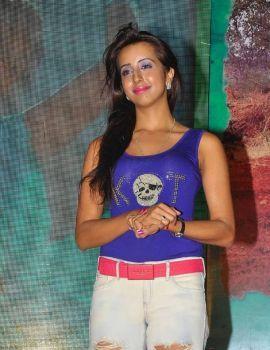 Sanjana Latest Stills at Park Audio Launch