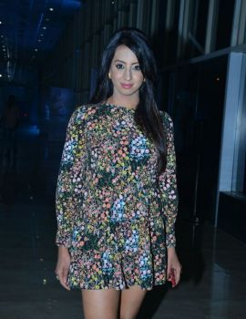 Sanjjanaa Galrani Stills at Rogue Audio Movie Event