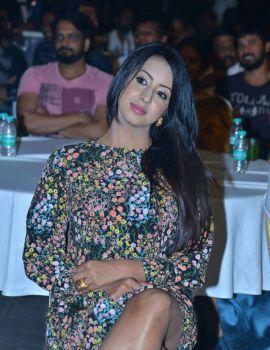 Sanjjanaa Galrani Stills at Rogue Audio Movie Event