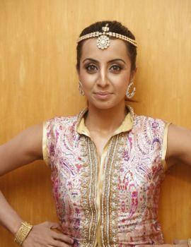 Sanjjanaa Latest Stills at TSR TV9 National Film Awards