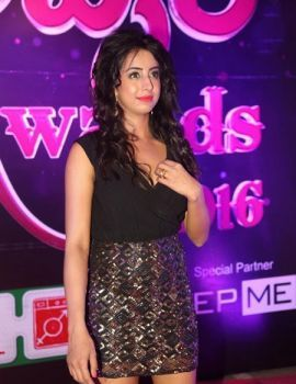 Sannajjna Sizzling at Apsara Awards 2016 Event