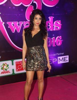 Sannajjna Sizzling at Apsara Awards 2016 Event