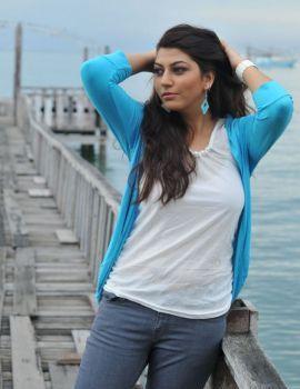 Disco Heroine Sarah Sharma Latest Photoshoot Stills