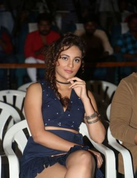 Seerat Kapoor at Okka Kshanam Teaser Launch